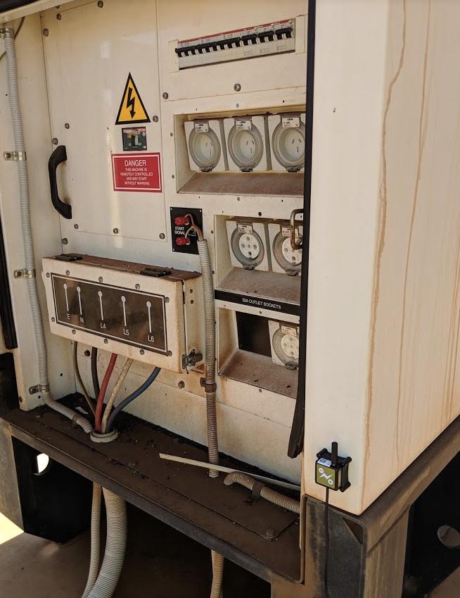 Generator Batteries Image