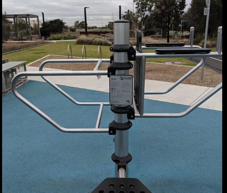 Playground Utilisation Image